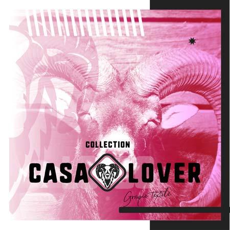 Collection textiles Casa Print CASA LOVER